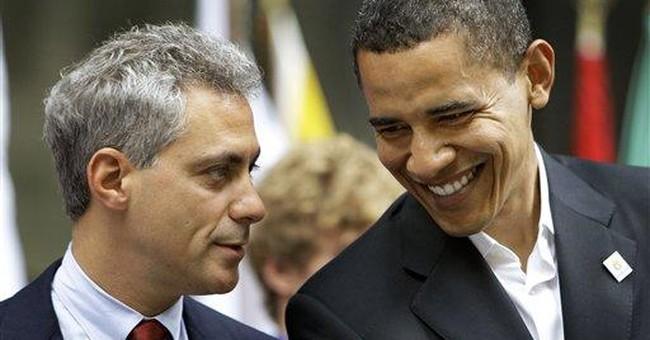 No Mandate for Obama and No Lopsided Congress