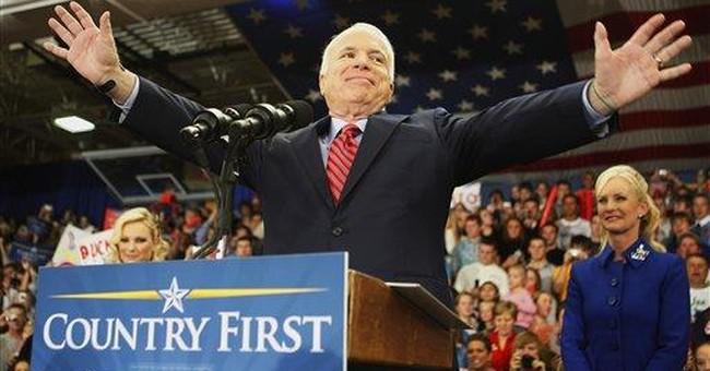 The Three R's of McCain's Health Tax Credit