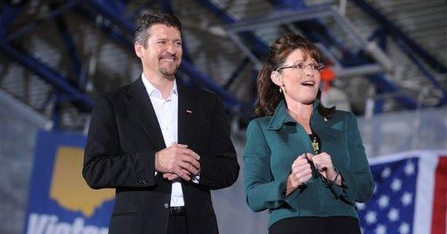 Was Todd Palin Dissed, Too?