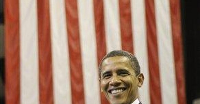 Voters think Obama's the Ronald Reagan tax-cutter of the 2008 election