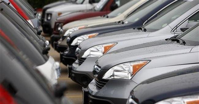 Fact sheet: 2011 Honda CR-V