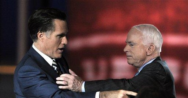 Why are so many Republicans freaking out about John McCain's primary success?