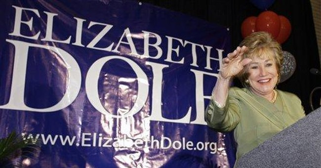 A Tribute to Senator Elizabeth H. Dole