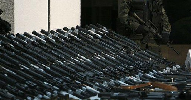 Alleged Mexican cartel member faces bribery charge