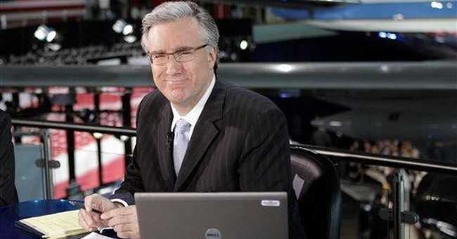"Olbermann's ""Federal Debt Budget"" Blunder - the Countdown"
