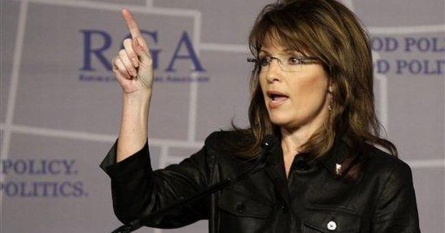 No One Should Be Railin' or Bailin' on Palin