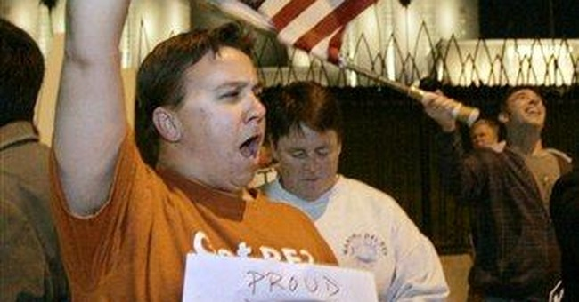 The Insane Rage of the Same-Sex Marriage Mob