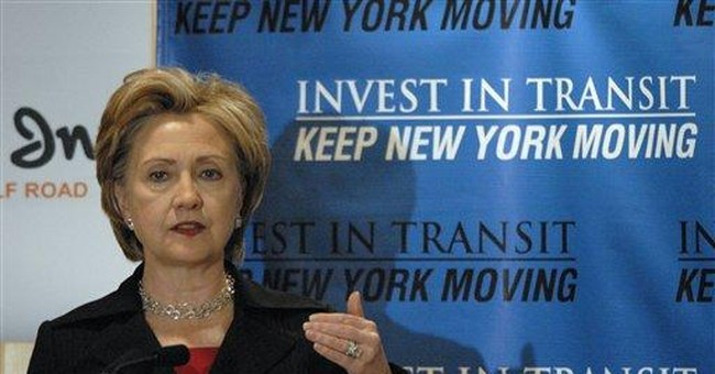 Hillary for Secretary of State?