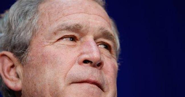 Bush's Legacy: European Socialism