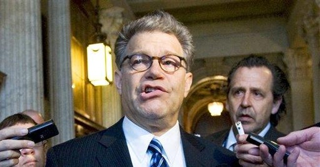 One Plus One Equals 20 Extra Votes For Franken