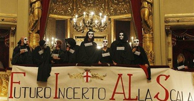 Barenboim named La Scala musical director