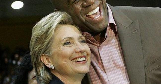 Hillary's Plantation Politics
