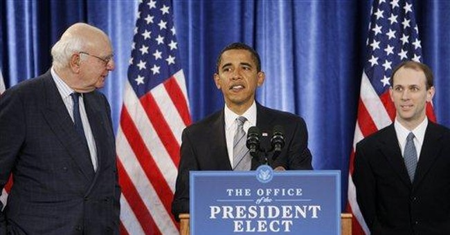 The Teflon President-Elect