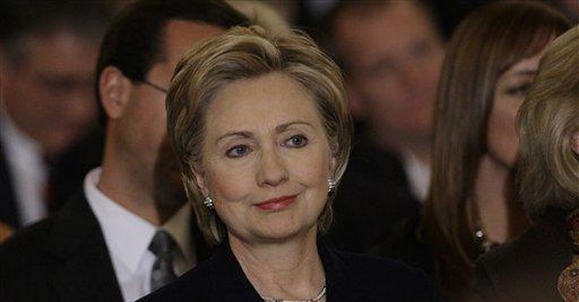A Hillary in Your Cabinet