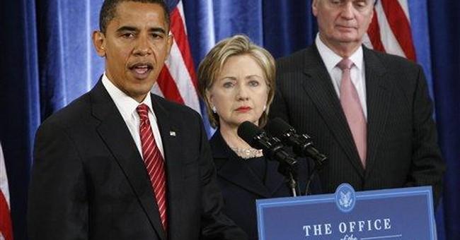 Obama and Billary