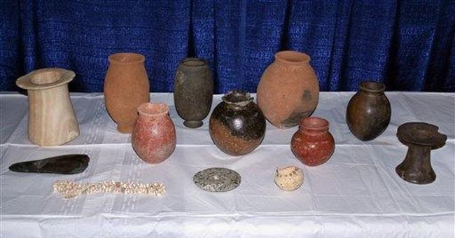 Artifacts worth $3.2 million stolen from UK museum