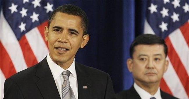 A D.C. Pro Handicaps Obama