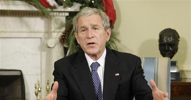 The George W. Bush Memoirs