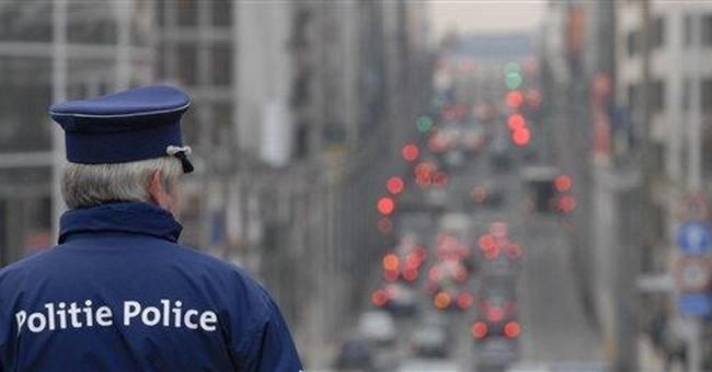 Danish police arrest 2 men in terror plot