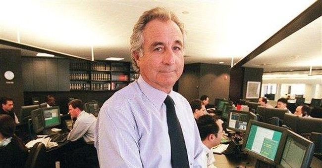 He Madoff With All the Money