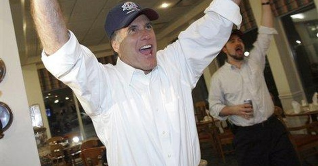 Will Romney Buy the White House?