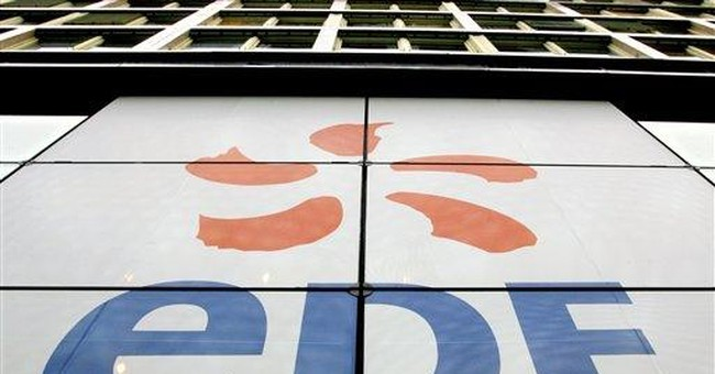 EDF shares slip following US setback