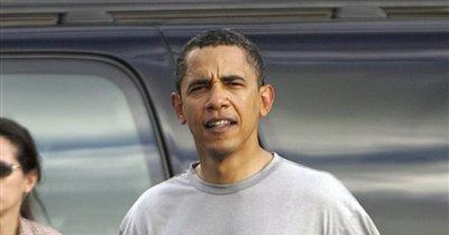 The Honeymoon Obama Deserves