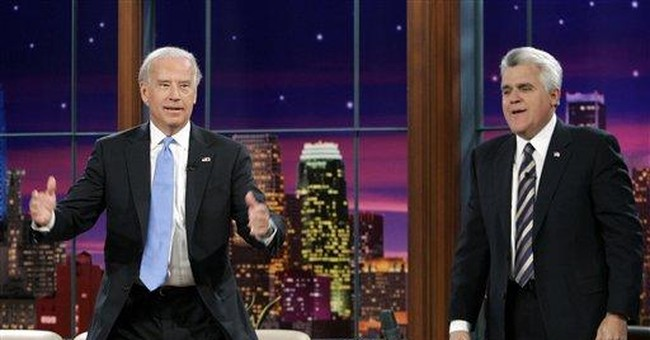 Biden's Bogus Feud with Cheney
