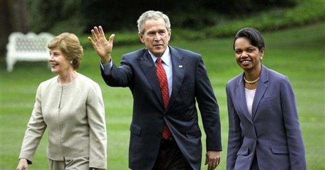 Bush and the Firing Squad