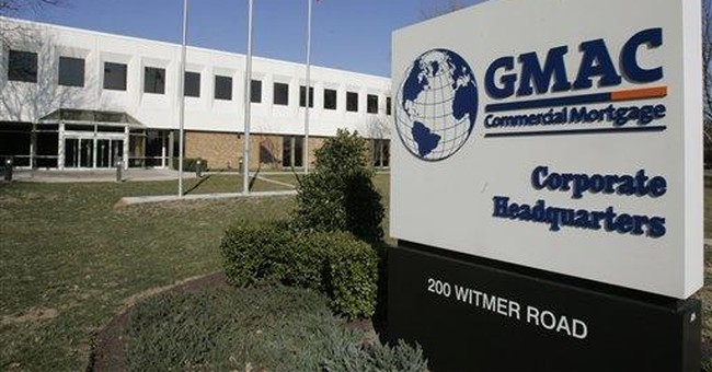 GMAC Bailout Highlights Bush Administration's Lawlessness