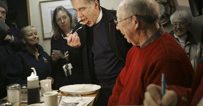 Mitt's Divided Strategy