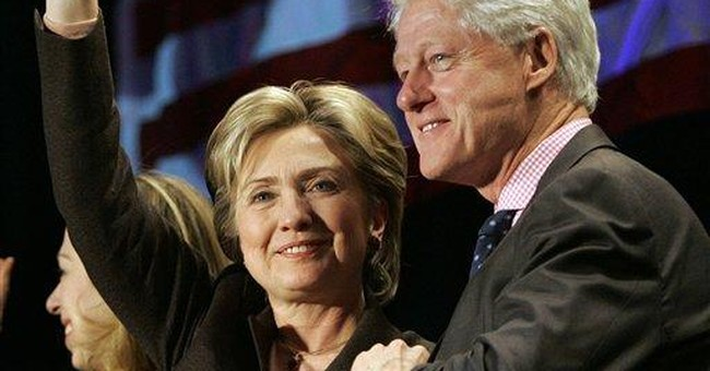 Bill and Hill Meltdown in New Hampshire