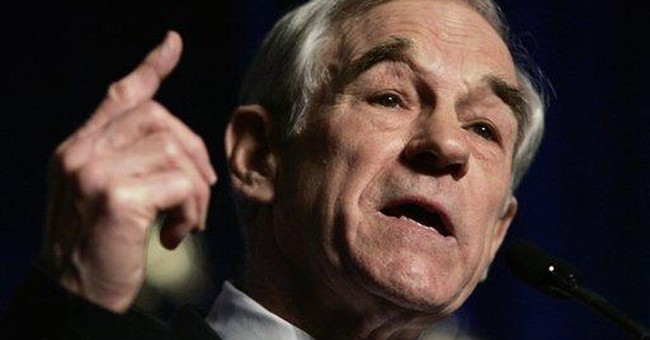 Ron Paul, American Artifact