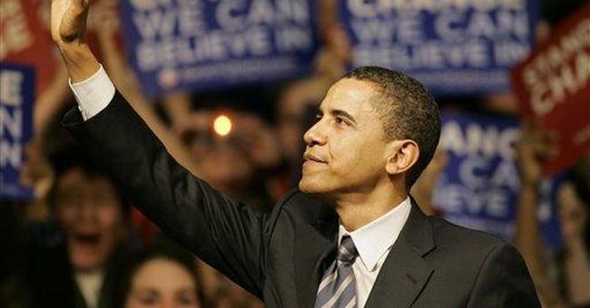 Obama's War Flip Flop Begins