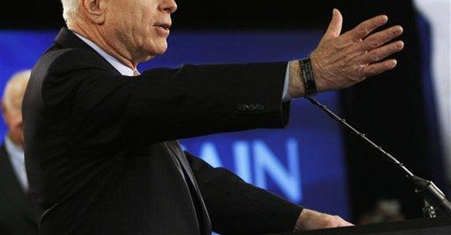 McCainiacs Must Persuade Grassroots, Not Commentators