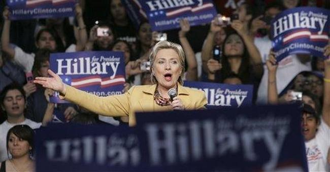 "Hillary's ""McGovern"" Problem"