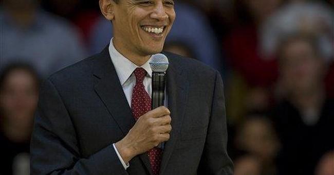 Obama, the Platitude Salesman