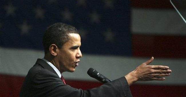 The Opportunistic Rise of Barack Obama