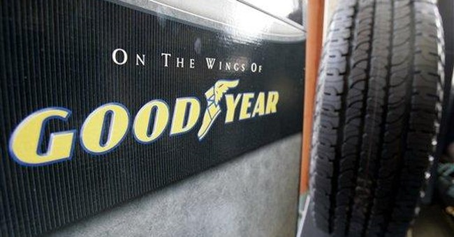 Goodyear recalls Wrangler Silent Armor tires