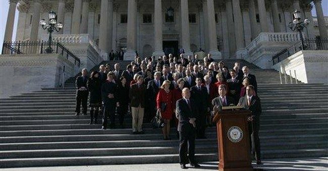 The Need for a Congressional Agenda