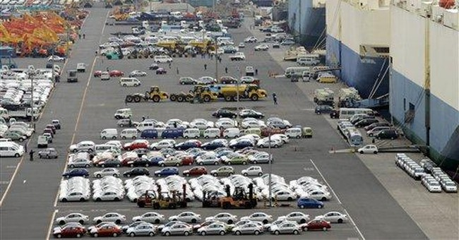 Economy Needs Any 'Export' In A Storm