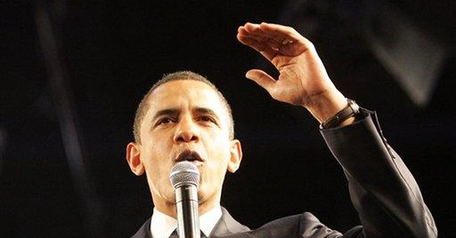 Obama's Silver Tongue is Forked