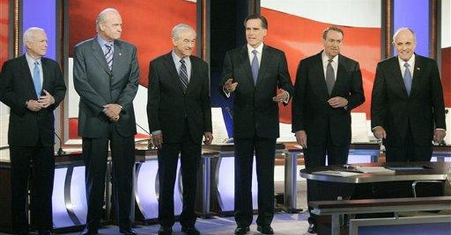 GOP Candidates Go Supply-Side