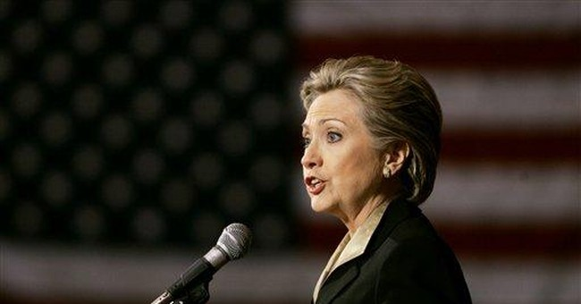 Obama's Weaknesses Off Limits to Hillary