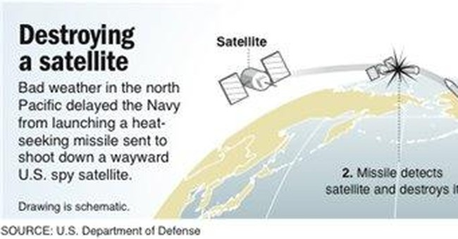 Missile Defense to the Rescue!