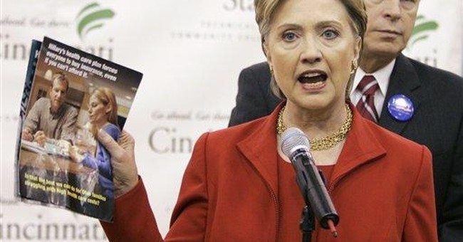 Who Will Bell Hillary?
