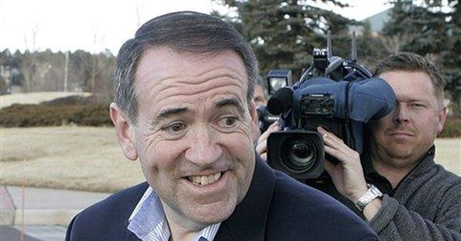 Why McCain Shouldn't Want Huckabee on the Ticket