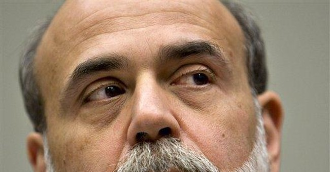 Ben Bernanke Is My Kind of Guy