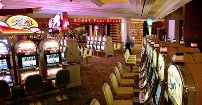 Is Congress Dangerously Gambling with Gambling?