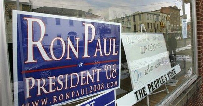Ron Paul Looks Ahead of Convention